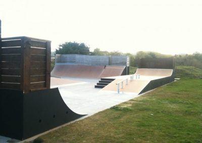 Muir of Ord Skatepark