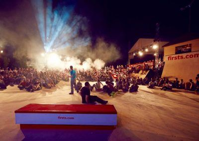 Vodafone Firsts Skate Show