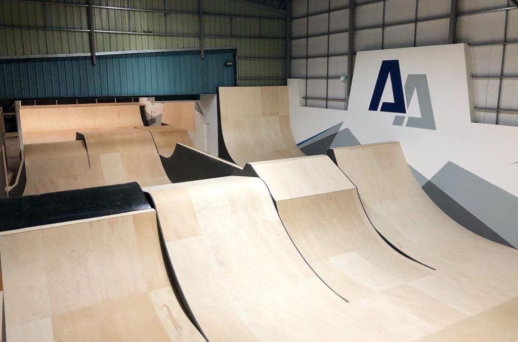 Adrenaline Alley – The Wairhouse